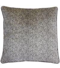Kissenhülle mit Cheetah-Print-Muster in beige und schwarz