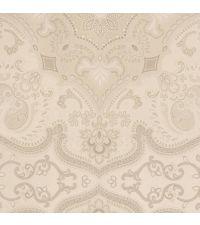 Tapete mit orientalischem Muster, reflektierende Vliestapete gold