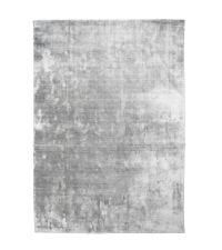 edler, weicher Velvet-Teppich mit glänzender Oberfläche, silber