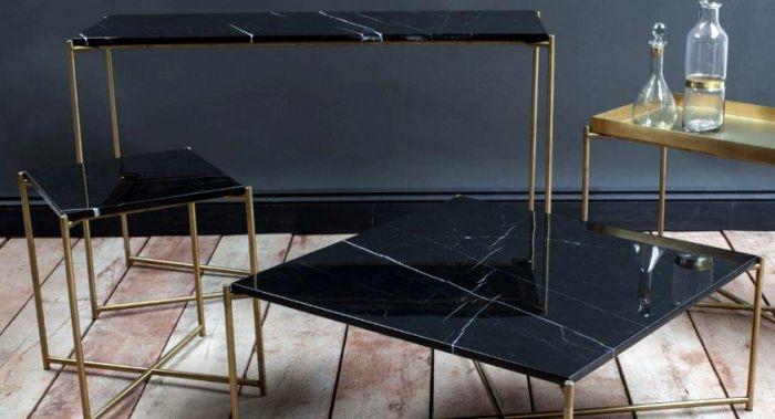 couchtisch marmor optik couchtisch beton optik gabor grau. Black Bedroom Furniture Sets. Home Design Ideas