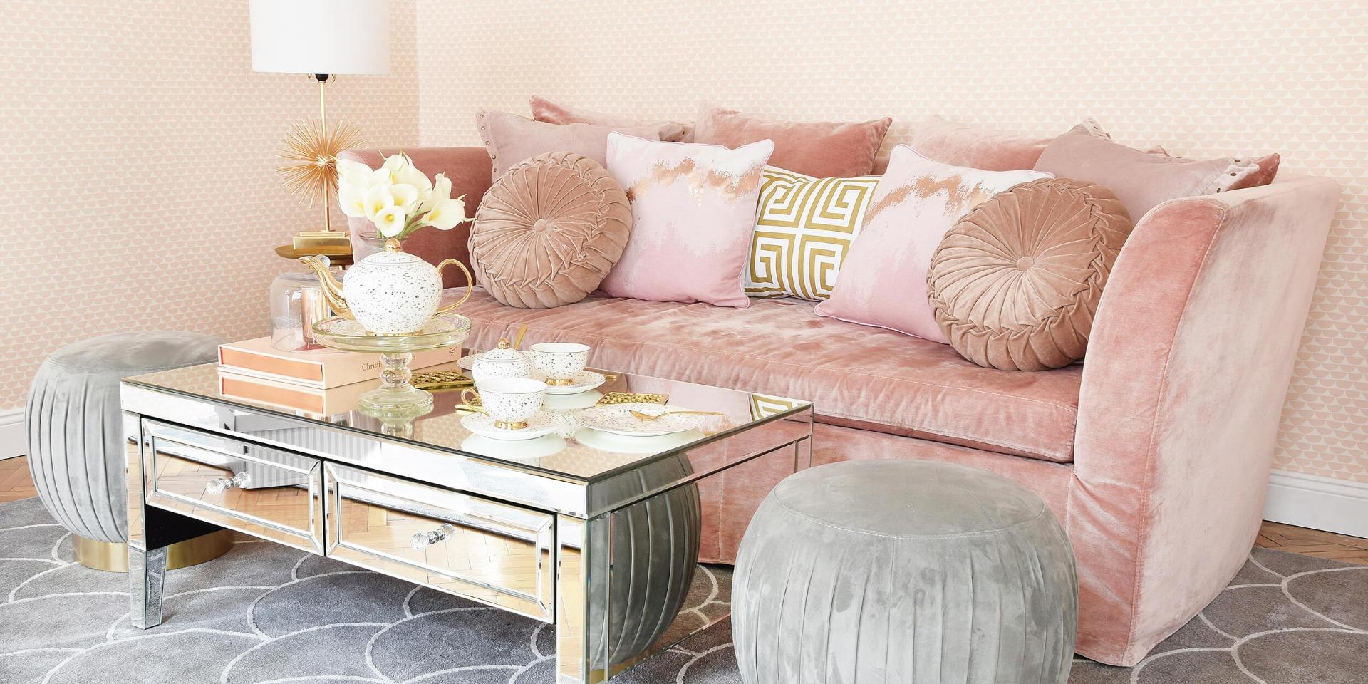 Pure Velvet Interior Home Decoration E U