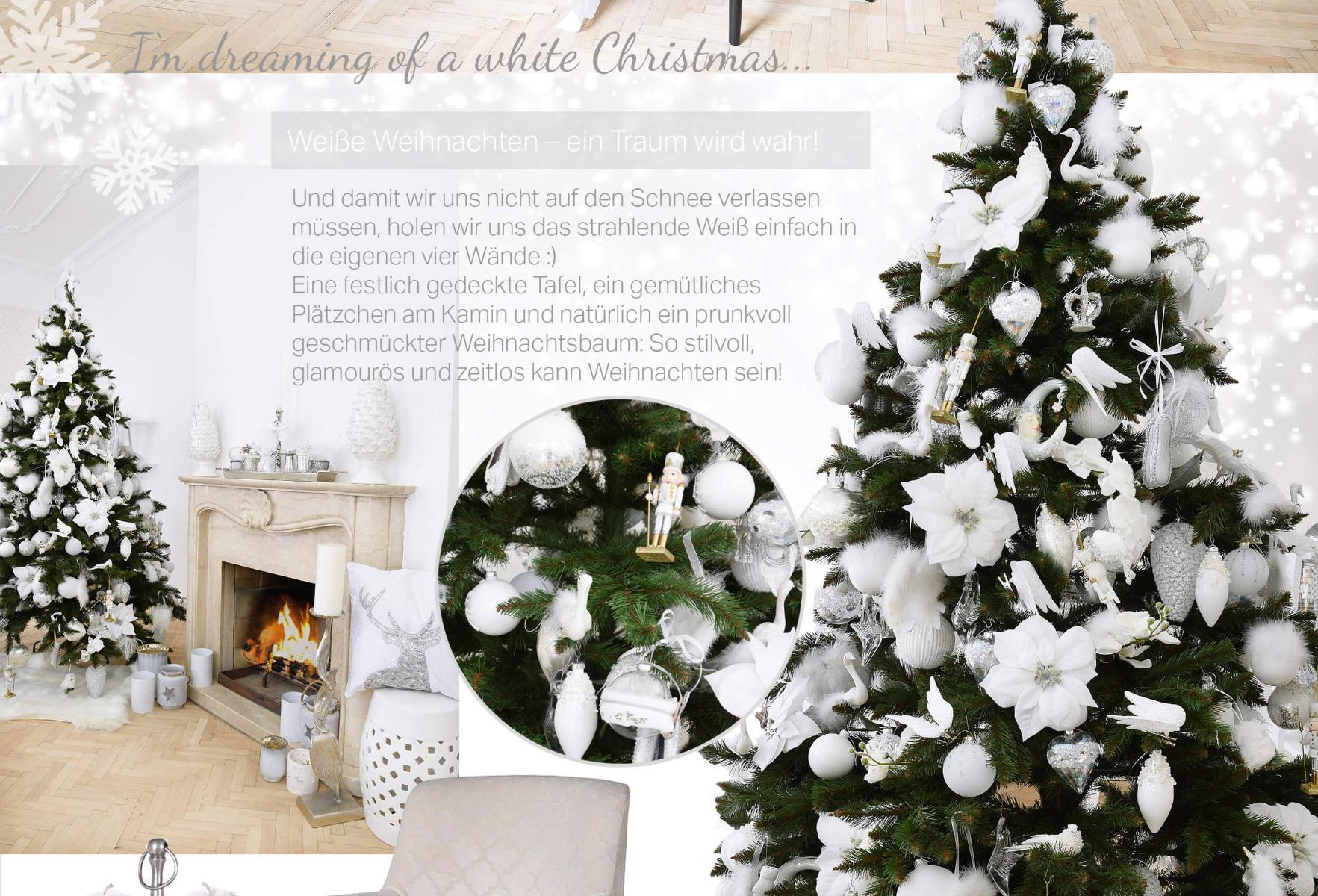 Merry Bright Weisse Weihnachten Looks