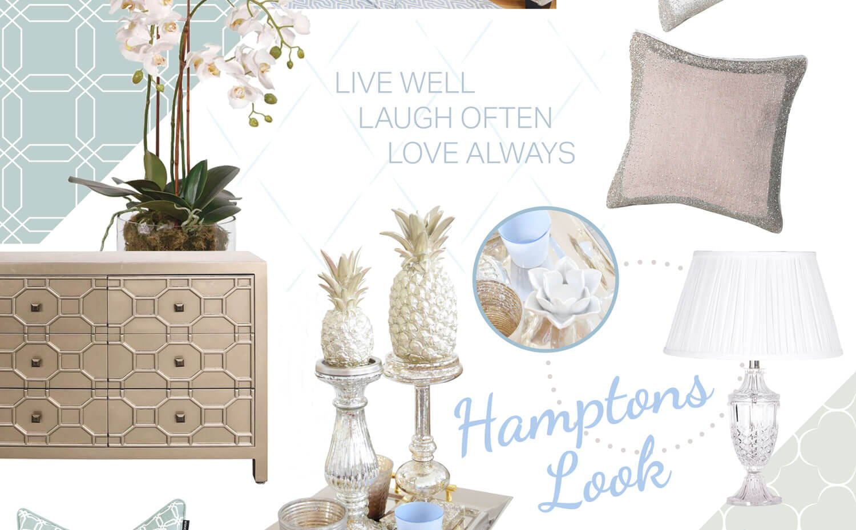 hamptons style living room looks. Black Bedroom Furniture Sets. Home Design Ideas